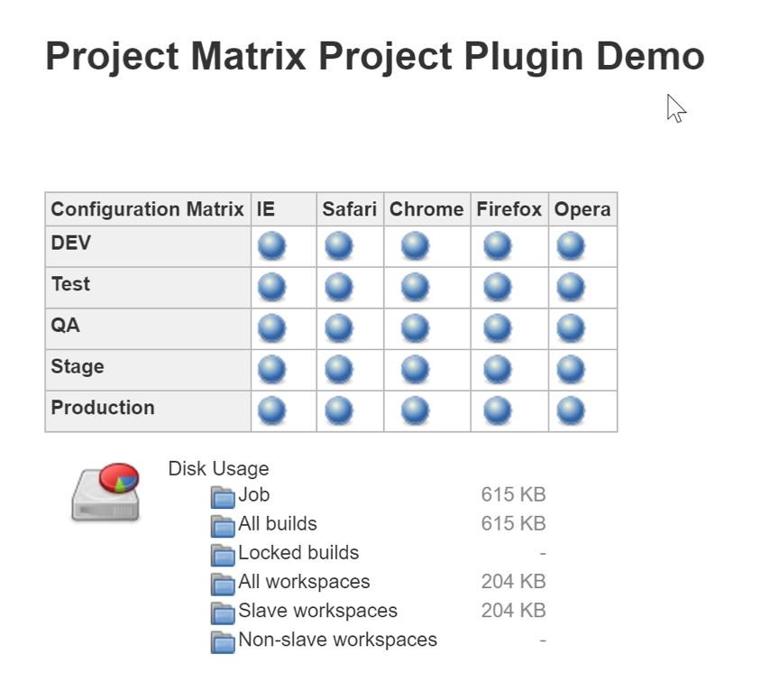 Matrix Plugin