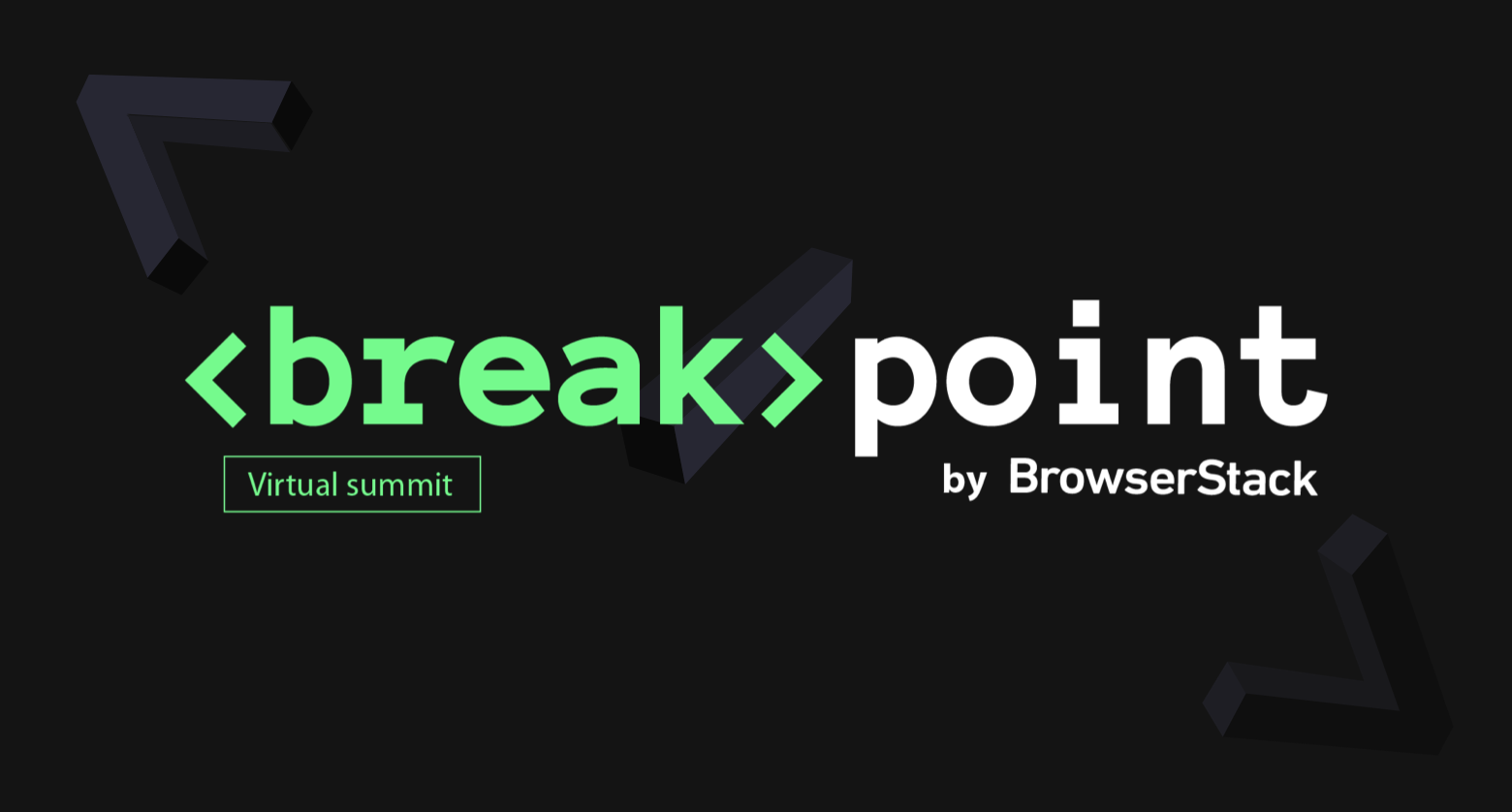 Breakpoint virtual summit 2020