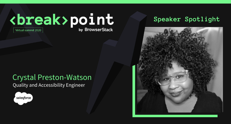 Crystal Preston-Watson, Salesforce
