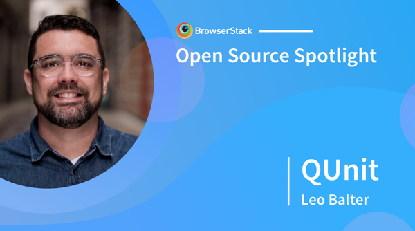 Open Source Spotlight: QUnit with Leo Balter