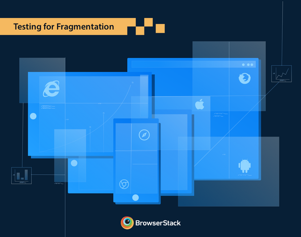 Testing for Fragmentation: Understanding Browser, OS and Device Fragmentation