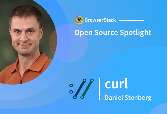 Open Source Spotlight: curl with Daniel Stenberg