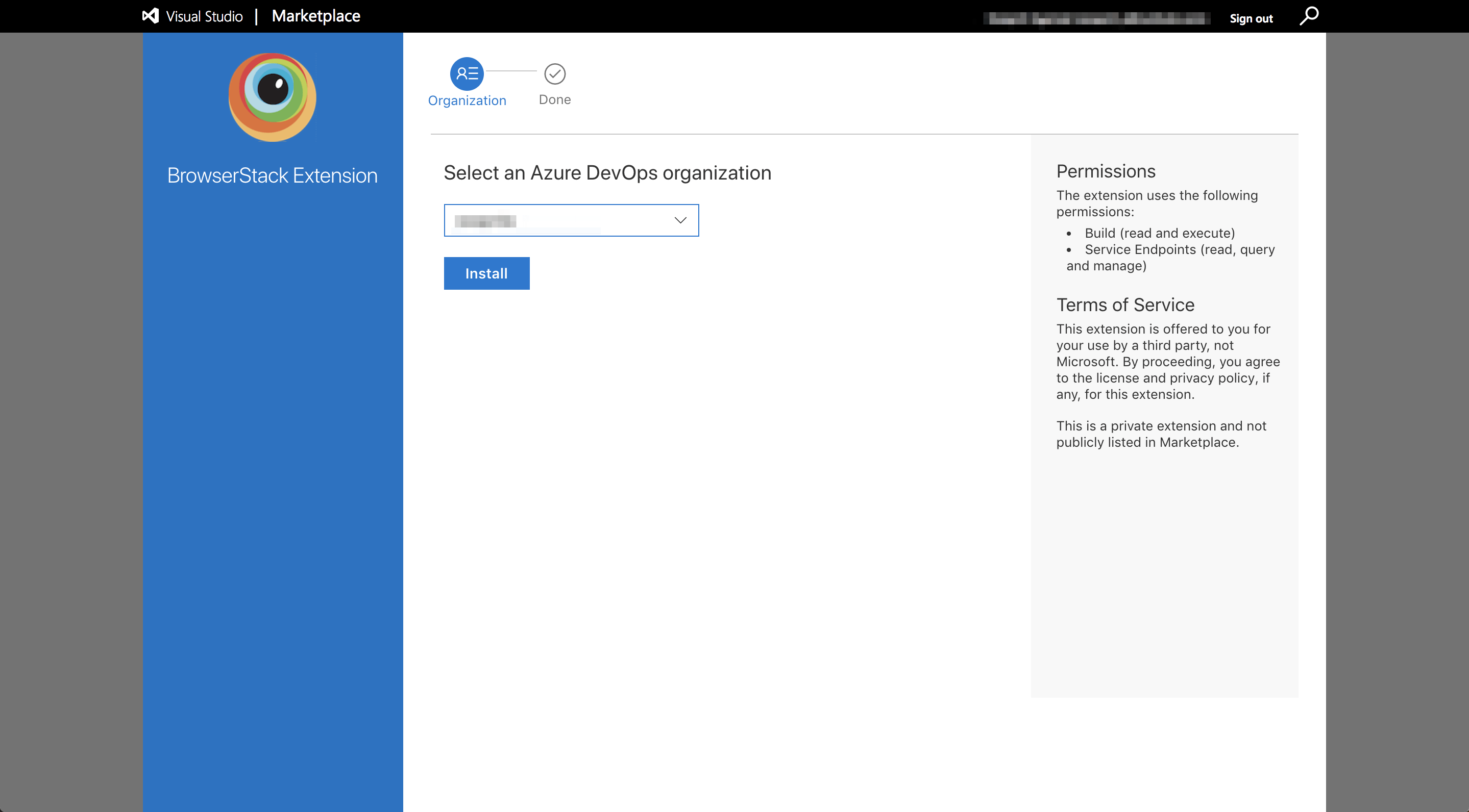 Setup Selenium Webdriver tests with Azure Pipelines or VSTS